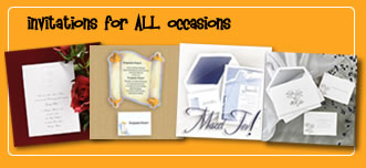 invitations for all occasions for your simcha